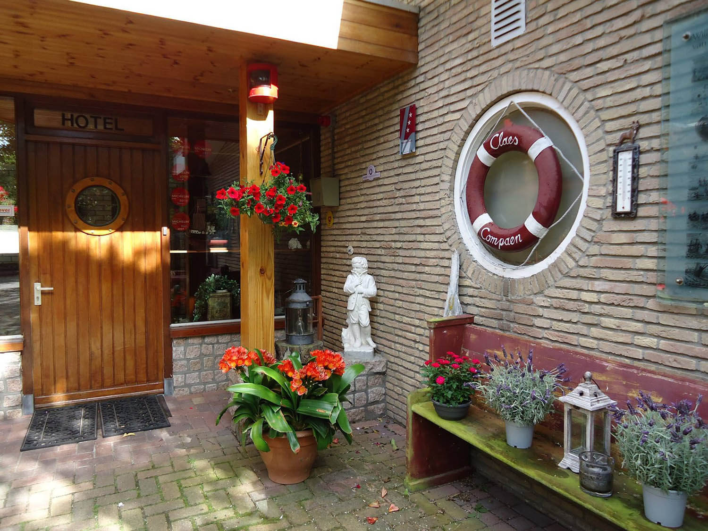 Hotels op Terschelling - Hotel Claes Compaen