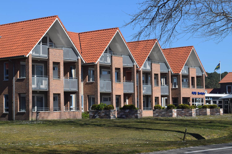 Hotels op Terschelling, Bornholm