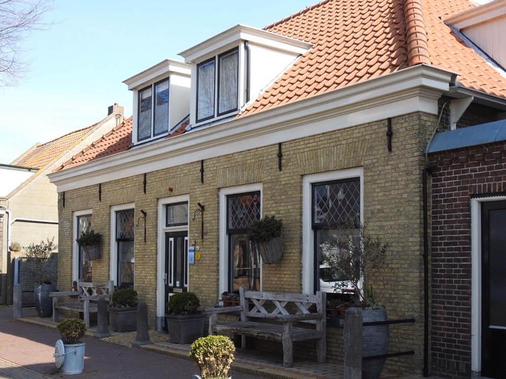 Hotel op Terschelling - Hotel Buren